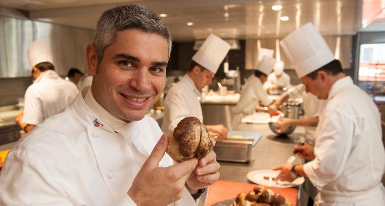 Le chef beno t violier se serait suicid minutenews - Chef de cuisine en suisse ...