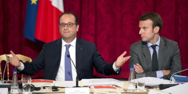 François Hollande va