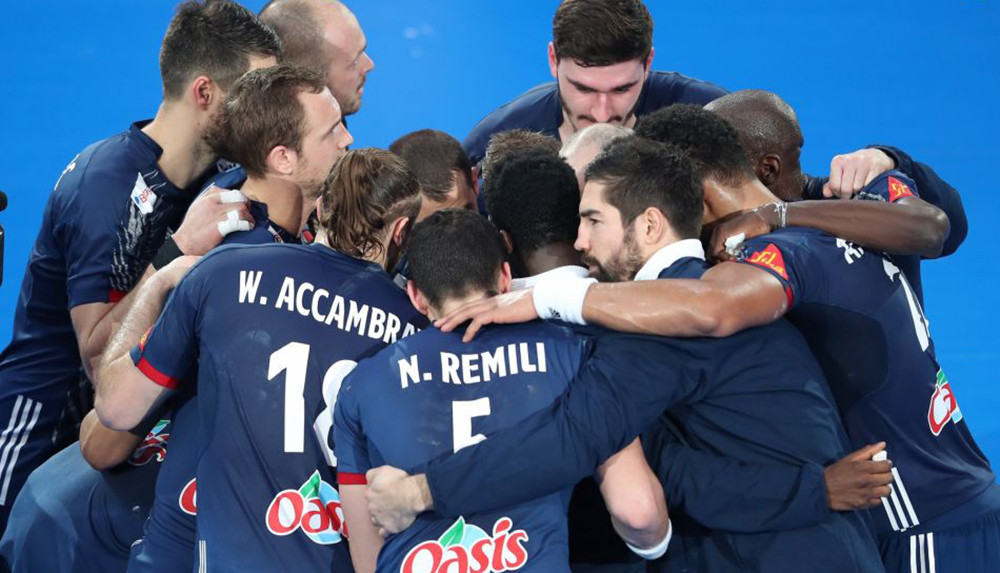 La France affirme ses ambitions en battant la Norvège — Handball Mondial