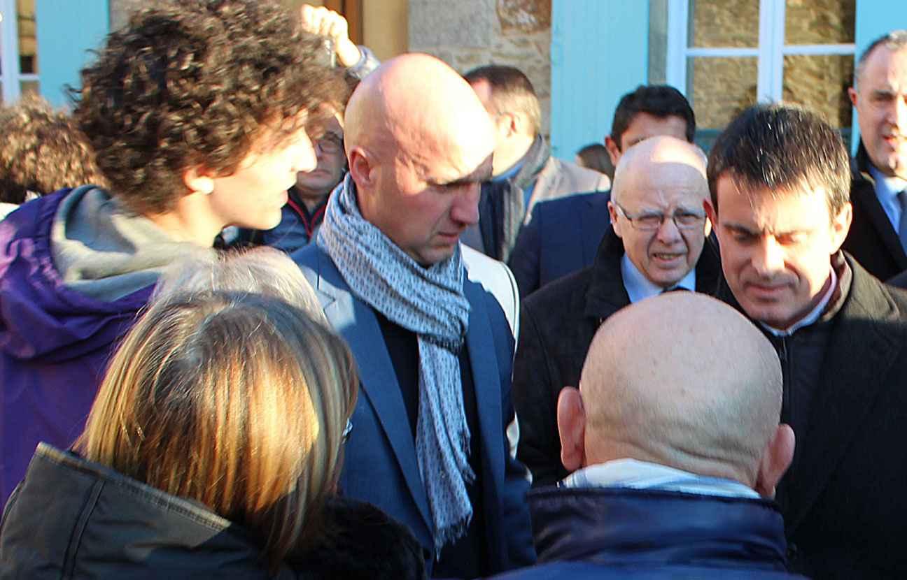 Gifle à Manuel Valls: le jeune homme fait appel