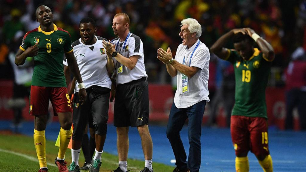 Le Cameroun sacré champion d'Afrique — Dernière minute