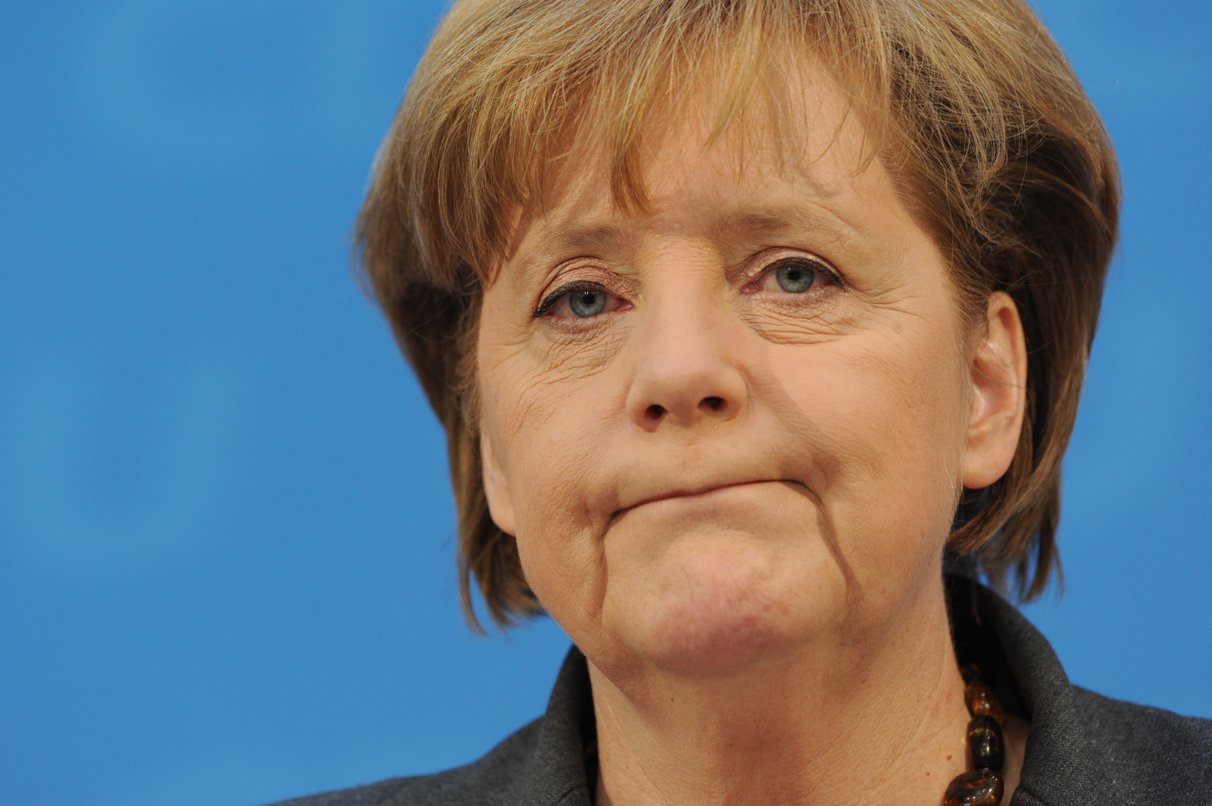 Merkel assimilée aux