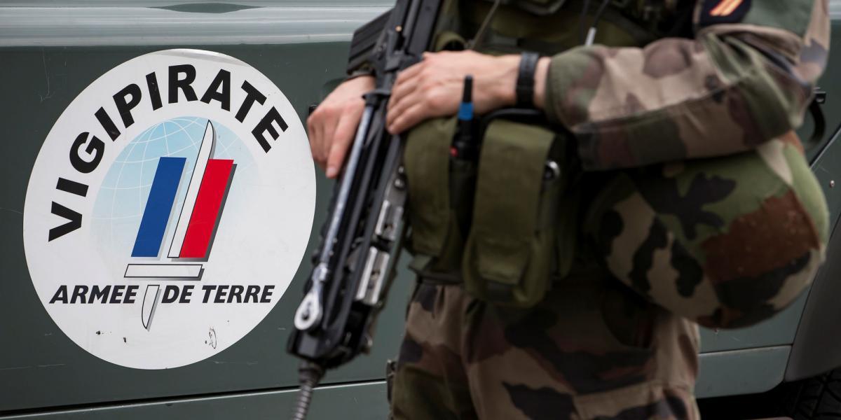 Deux hommes arrêtés pour un projet d'attentat — Marseille