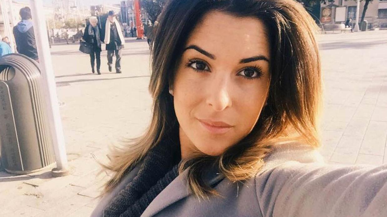 Miss Italie 2007 dévoile son visage après son agression à l'acide