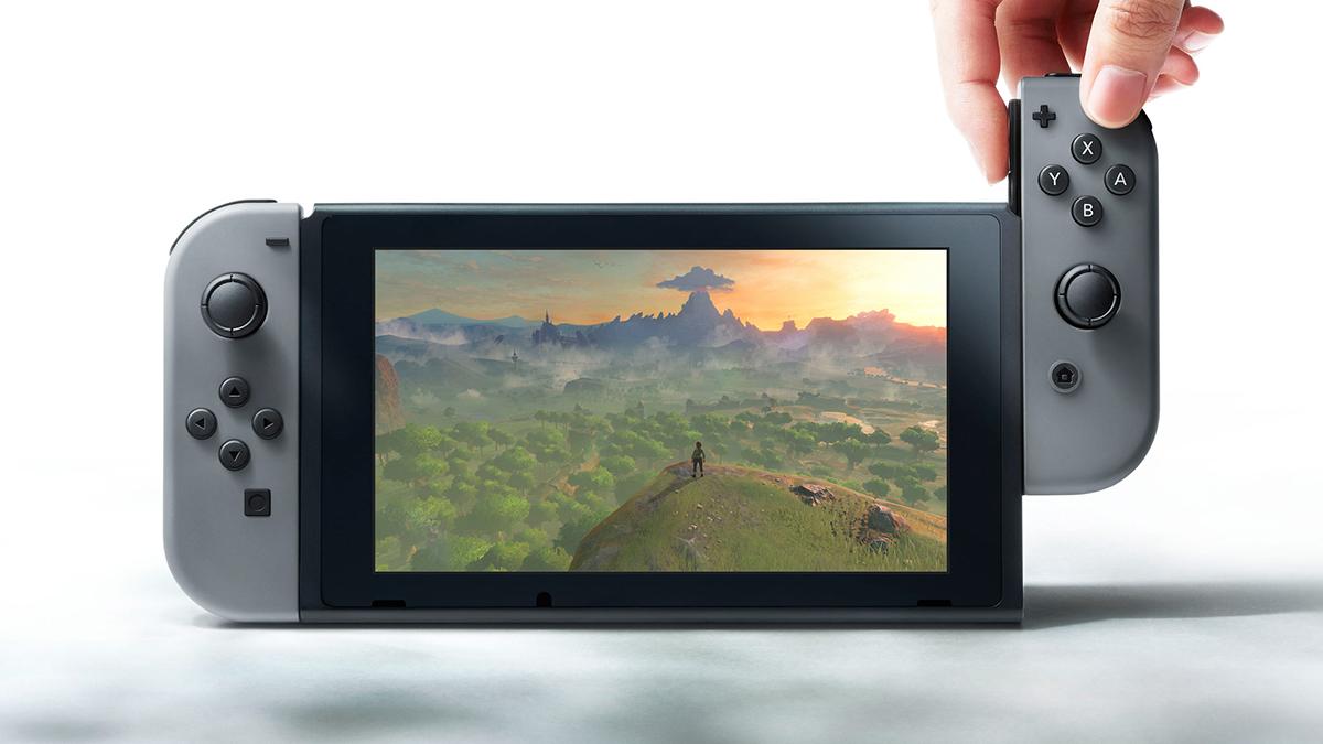 Les analystes prédisent déjà une Nintendo Switch Mini pour 2019