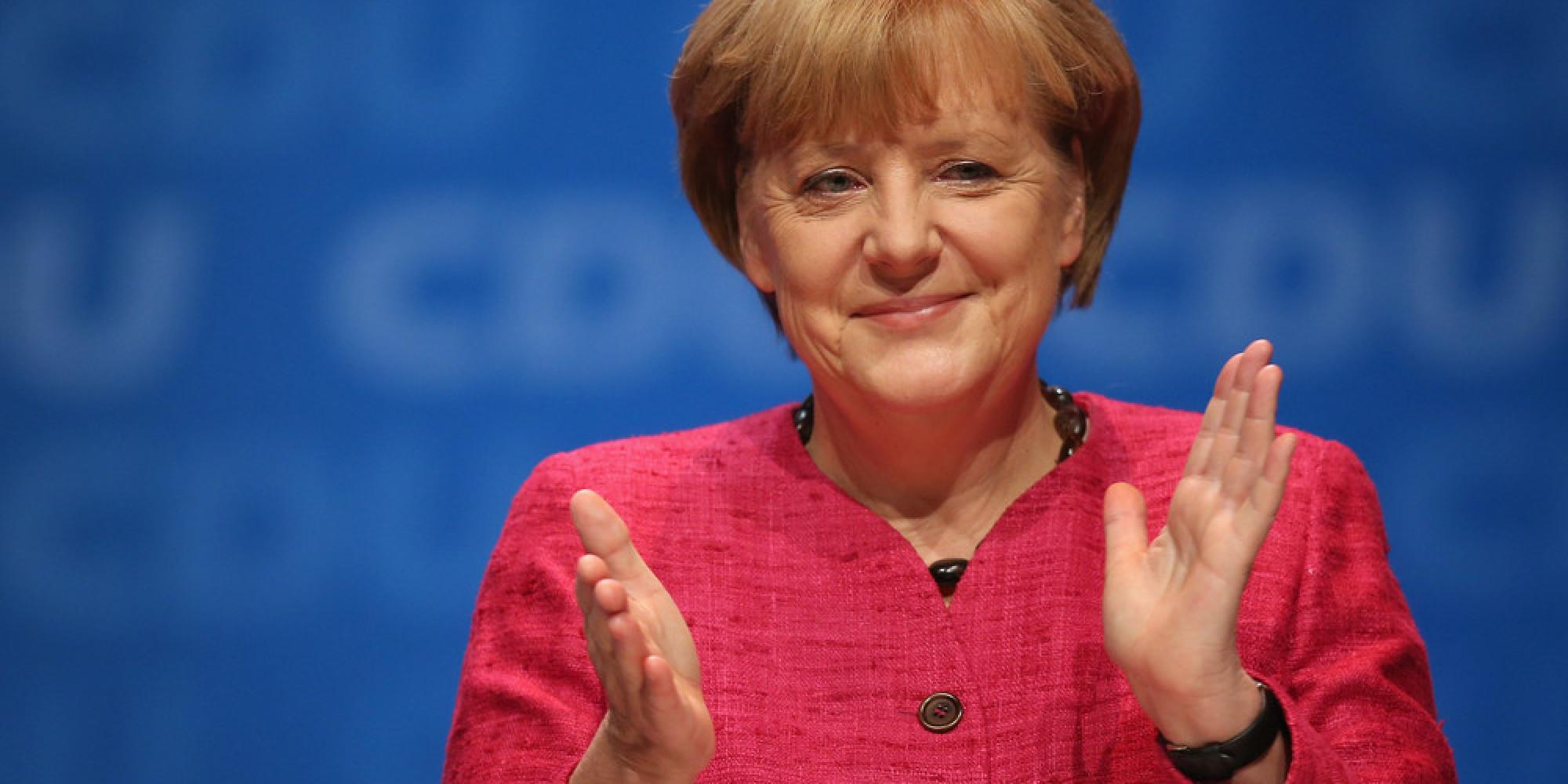 Le parti de Merkel remporte une élection régionale clé — Allemagne