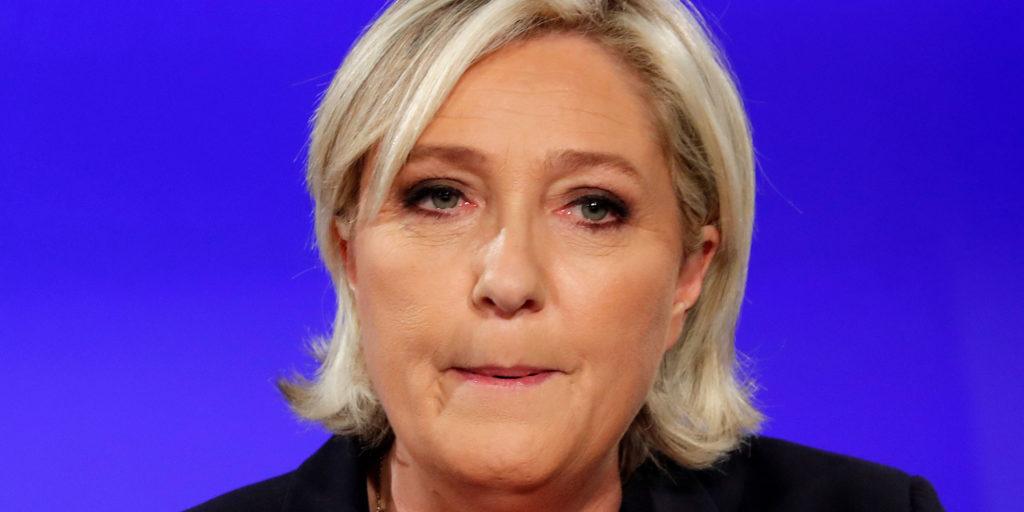 Assistants d'eurodéputés FN. Marine Le Pen mise en examen