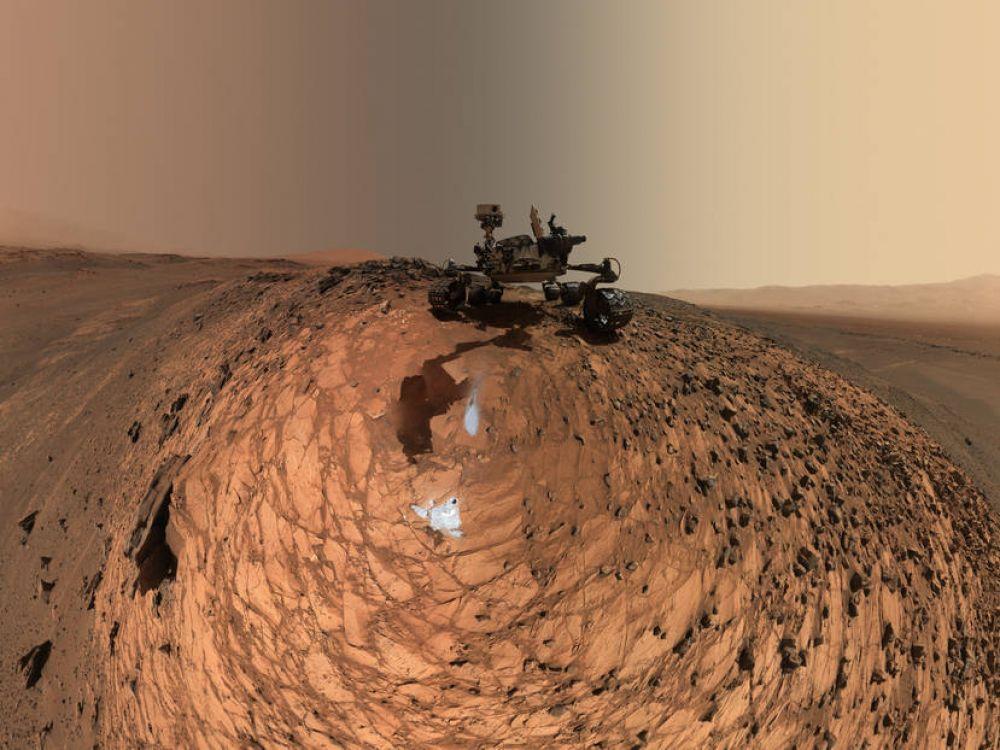Insolite: la NASA dément la rumeur d'une colonie d'enfants-esclaves sur Mars