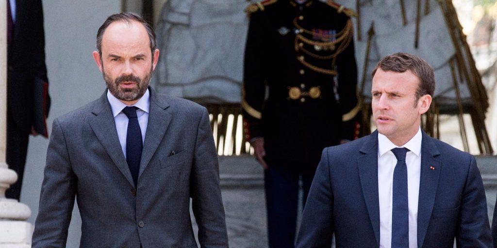 En baisse, Emmanuel Macron moins populaire que Nicolas Hulot — Sondage
