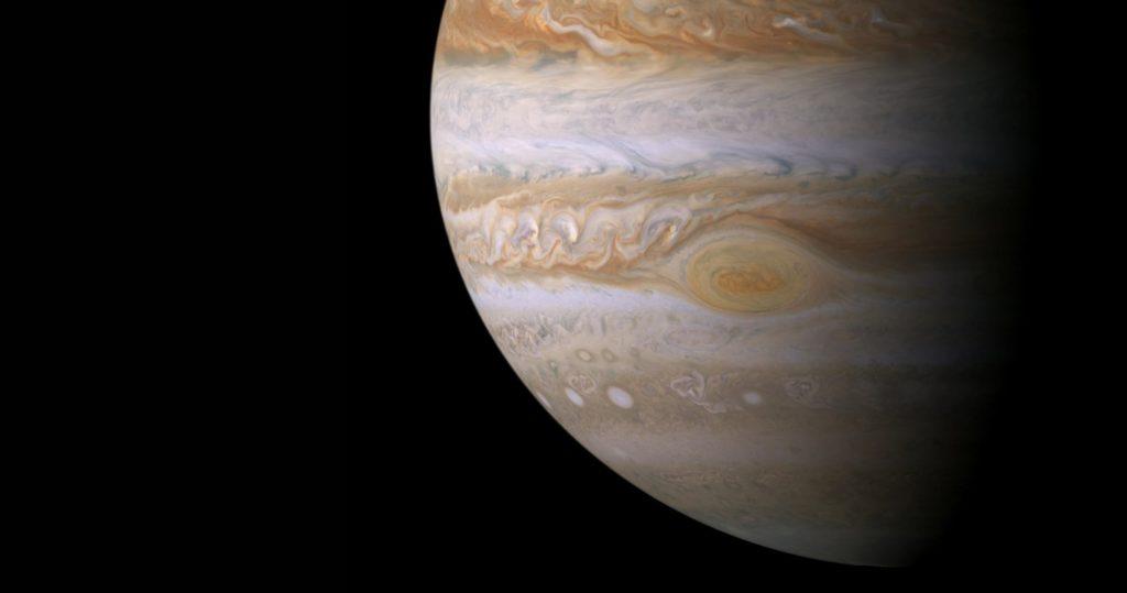 Grande tache rouge de Jupiter : les images stupéfiantes