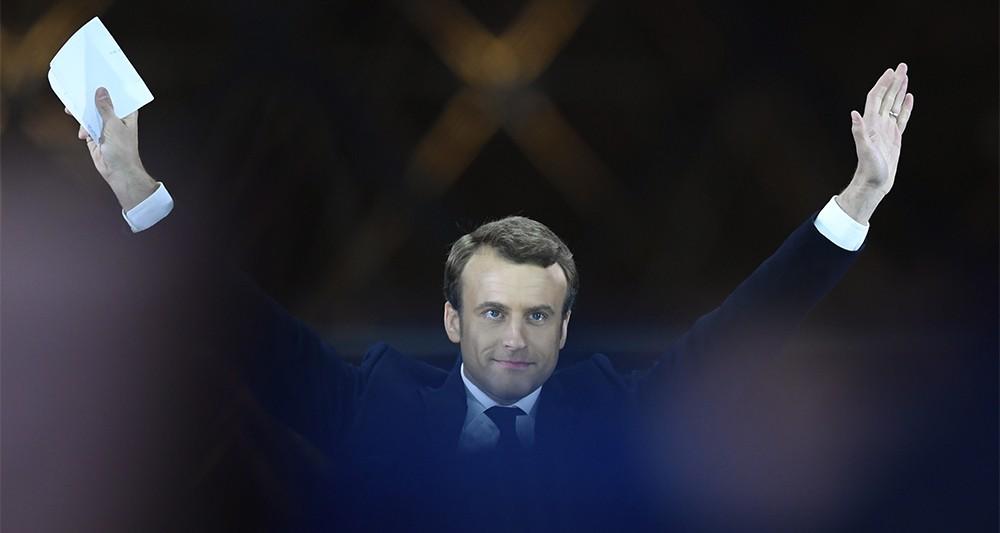 Macron plus dépensier que Fillon — Comptes de campagne