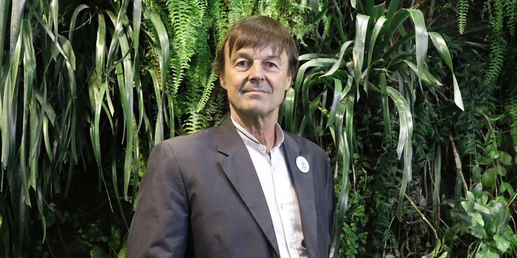 Nicolas Hulot dévoile les premières mesures de son Plan climat
