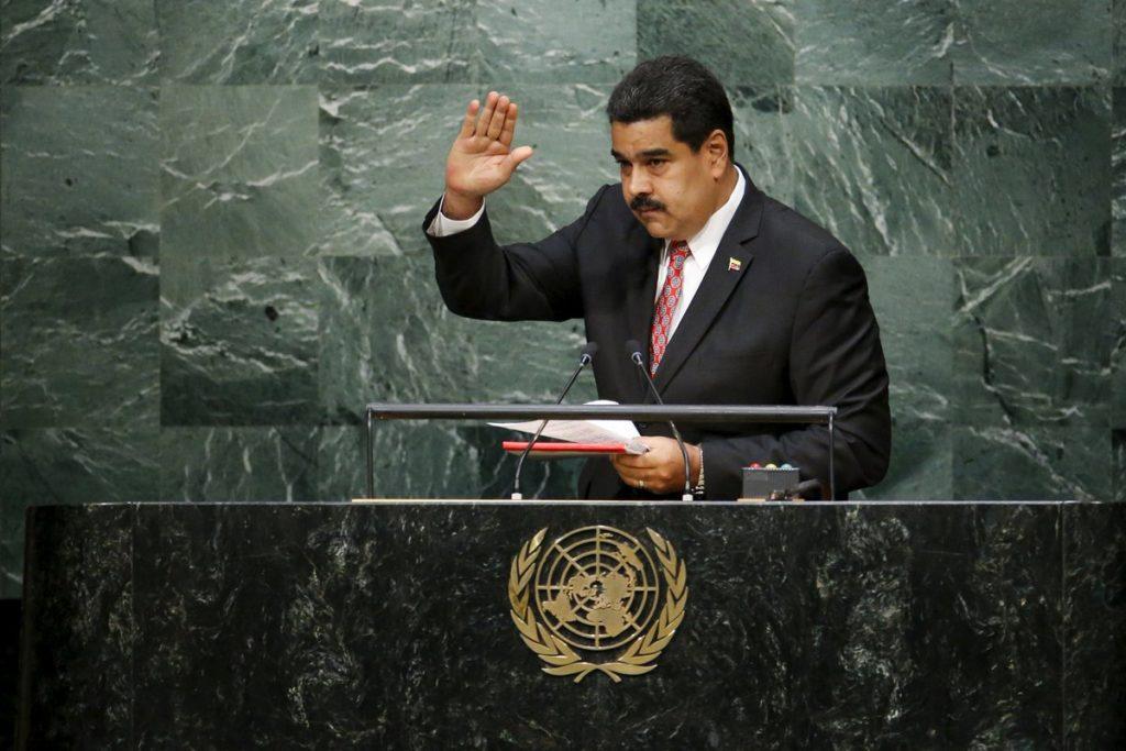 Crise au Venezuela: Macron reçoit l'un des principaux opposants à Maduro