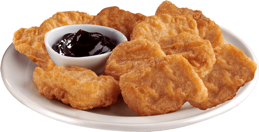 Châteaubriant nuggets