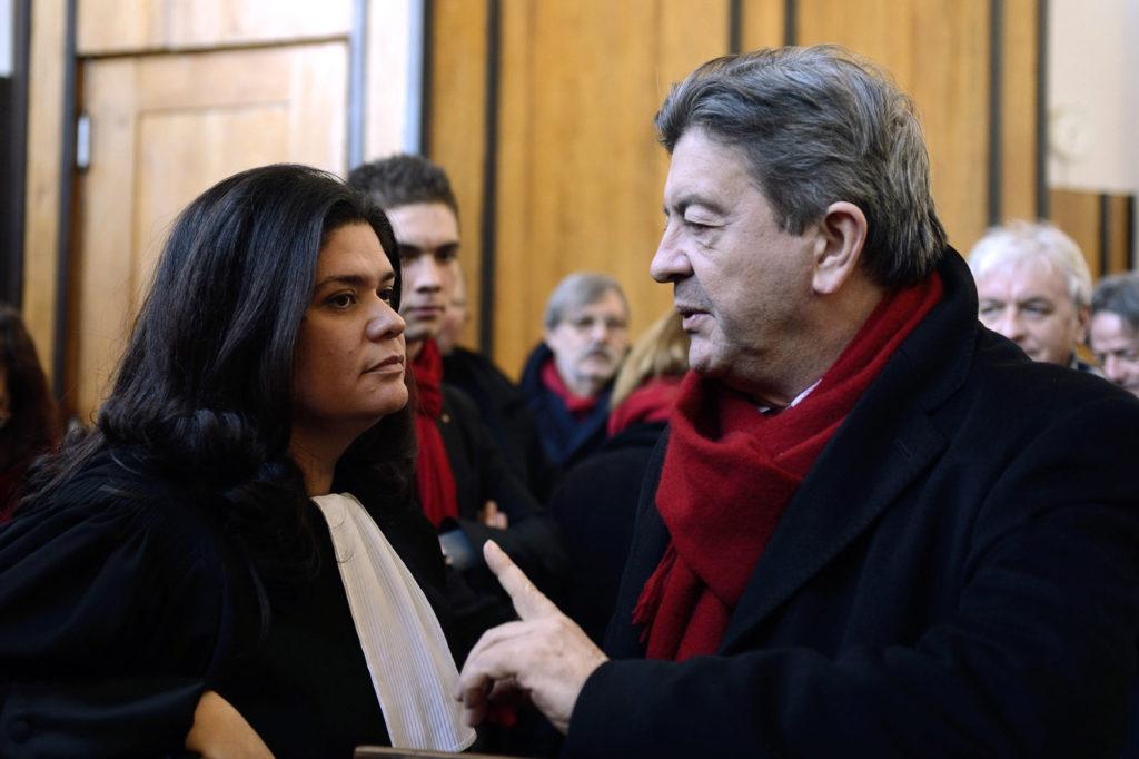 Raquel Garrido n'a pas payé ses cotisations retraite depuis six ans