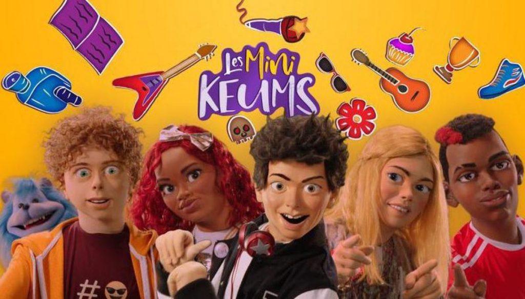 Minikeums (France 4) : Leur retour se fera le 11 décembre !
