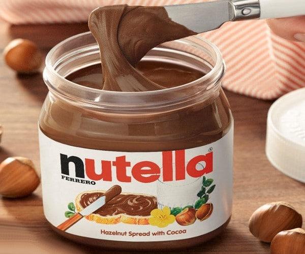 sacril ge la recette du nutella a t chang e minutenews. Black Bedroom Furniture Sets. Home Design Ideas