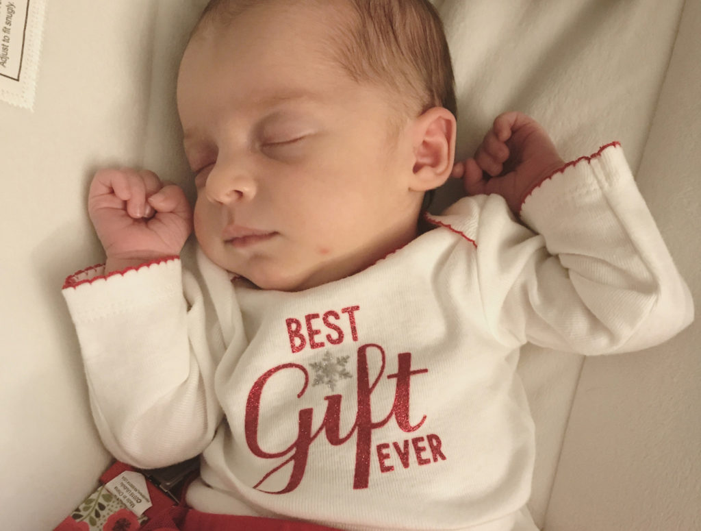 Un bébé naît d'un embryon congelé pendant 25 ans — Etats-Unis