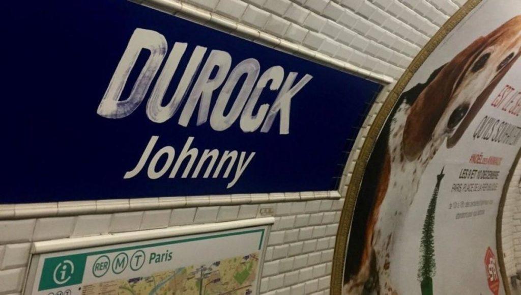 Mort de Johnny Hallyday : la RATP rebaptise la station ...