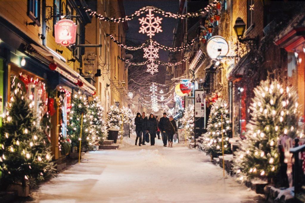 Ce petit quartier de la ville de Québec vous plongera dans ...