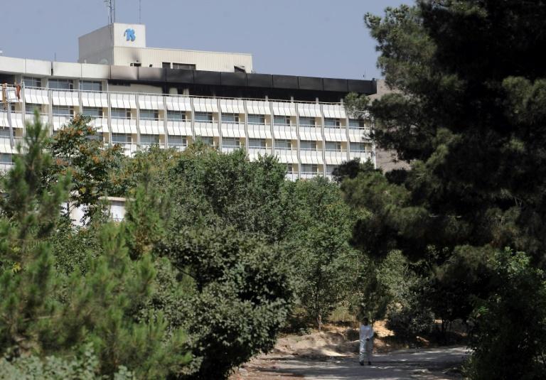 Attaque contre l'Intercontinental de Kaboul, plusieurs morts — Afghanistan