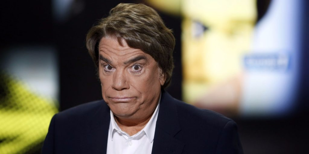 Bernard Tapie accusé d'instrumentaliser son cancer — Affaire Adidas