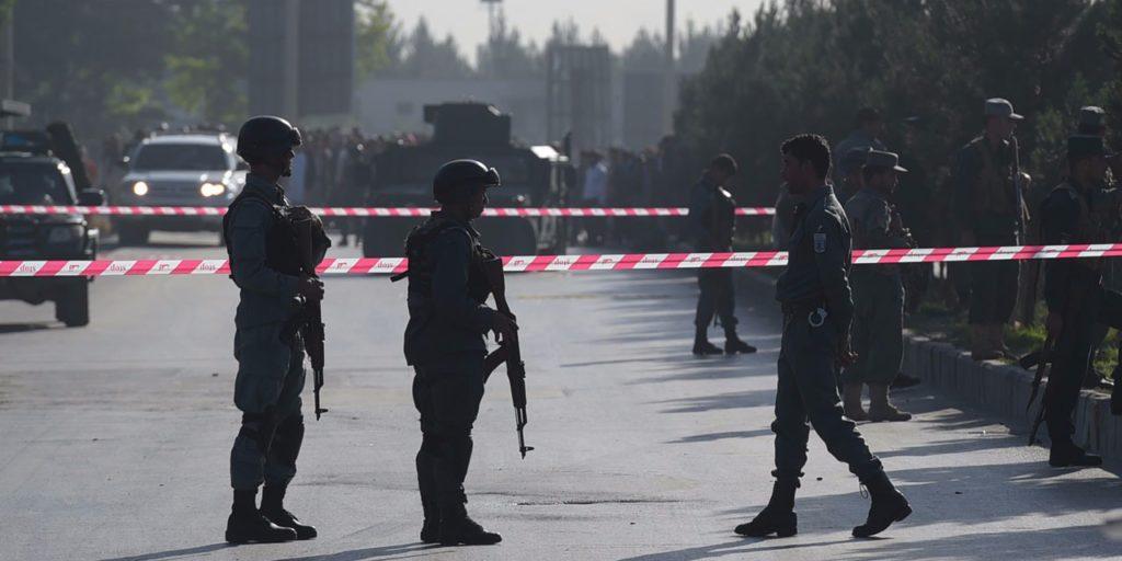 Afghanistan : Les Talibans revendiquent l'explosion d'une ...