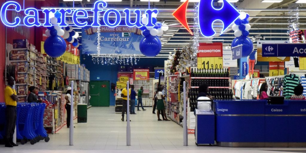 Tencent et Yonghui vont entrer au capital de Carrefour Chine