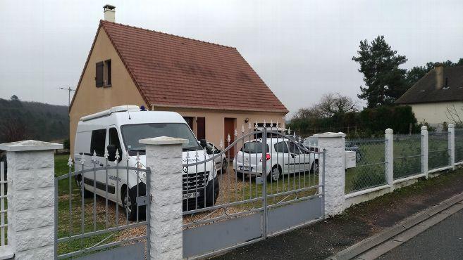 Quinquagénaire mort poignardé, toute la famille mise en examen — Eure-et-Loir
