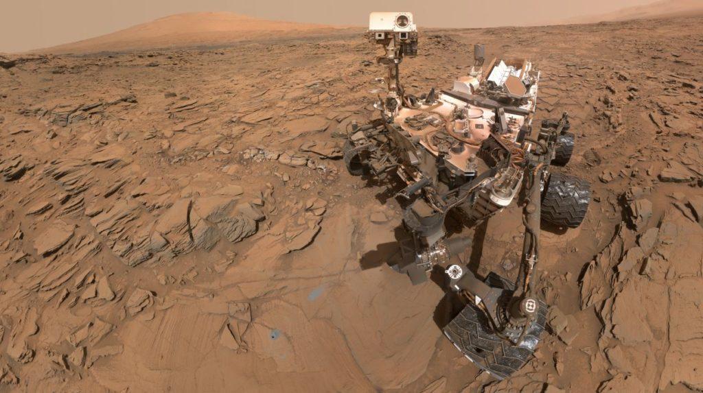 Des scientifiques ont découvert de l'eau pure en abondance sur Mars