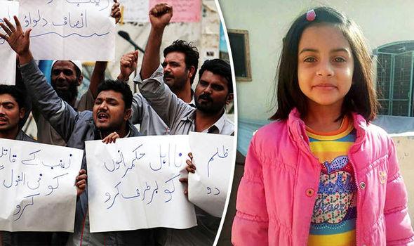 Émeutes mortelles après le viol et le meurtre d'une fillette — Pakistan