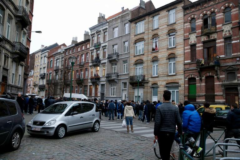 Salah Abdeslam en première audience publique à Bruxelles