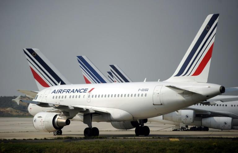 Dix syndicats appellent à la grève le 22 février — Air France
