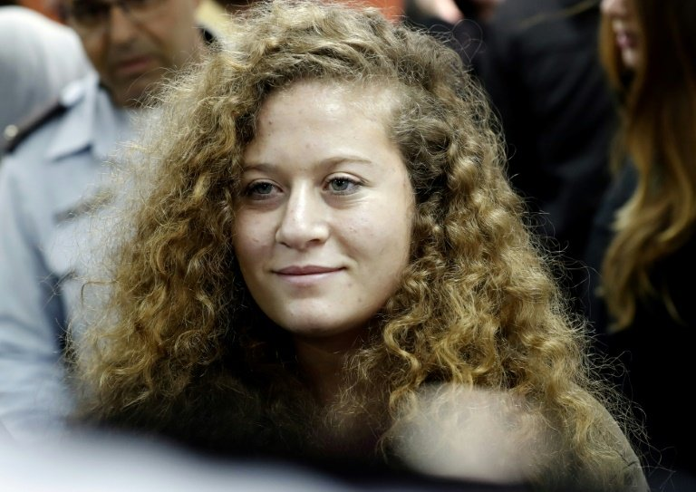 Ahed Tamimi comparaît pour 12 chefs d'inculpation — Palestine