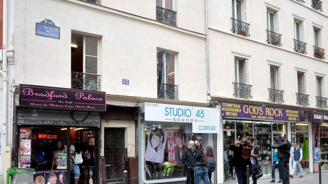 Un g rant d 39 un salon de coiffure condamn pour traite d for Coiffeur salon nyc