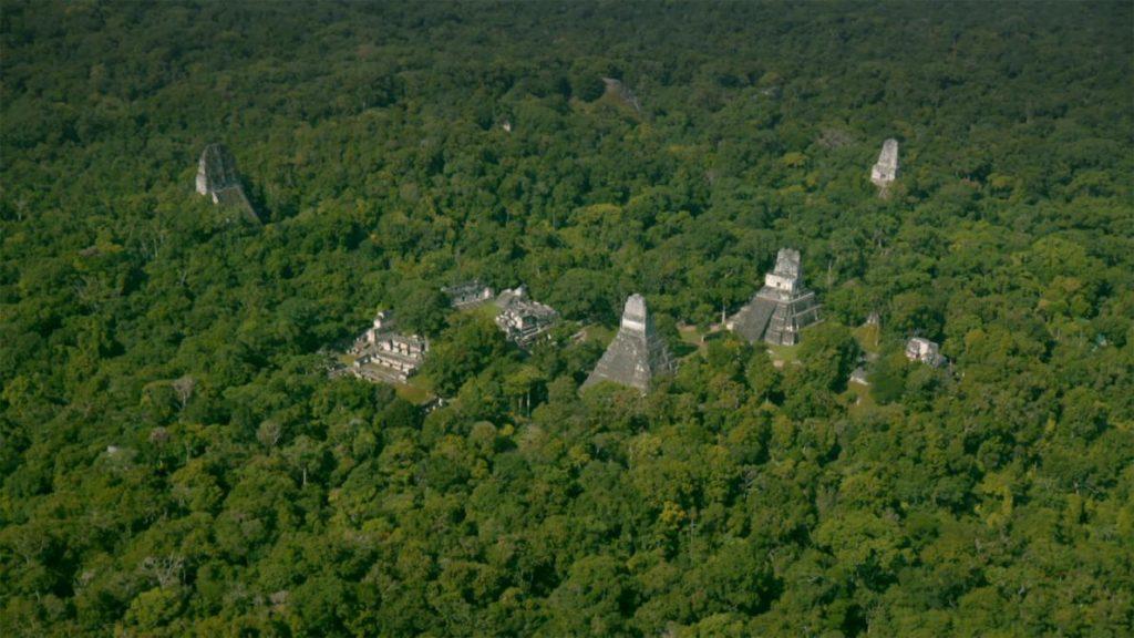 EN VIDÉO - Une cité maya découverte au Guatemala