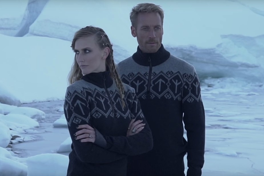Des pulls nazis pour l'équipe norvégienne de ski alpin?