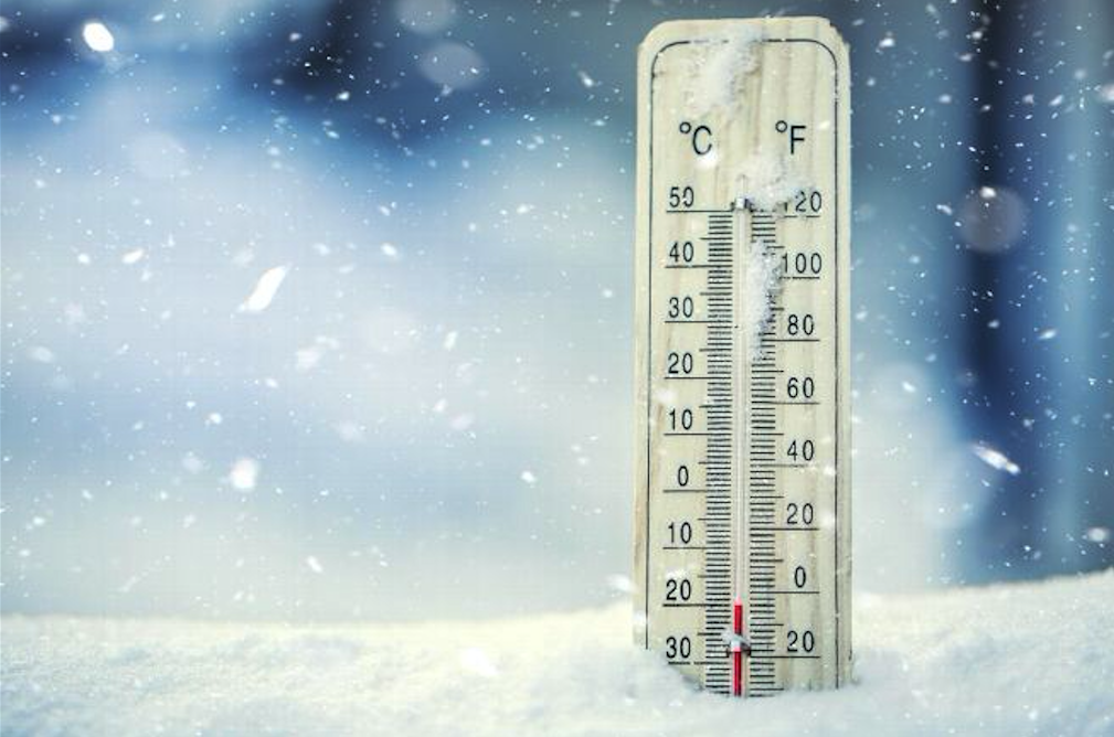 Le froid sibérien s'installe en France pour quelques jours —