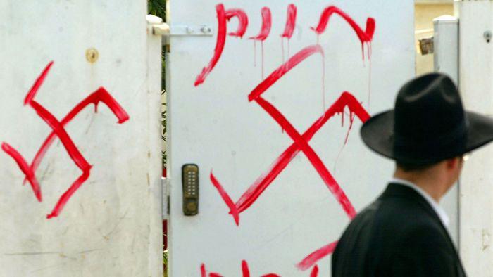 Augmentation de 57% des actes anti-juifs aux Etats-Unis