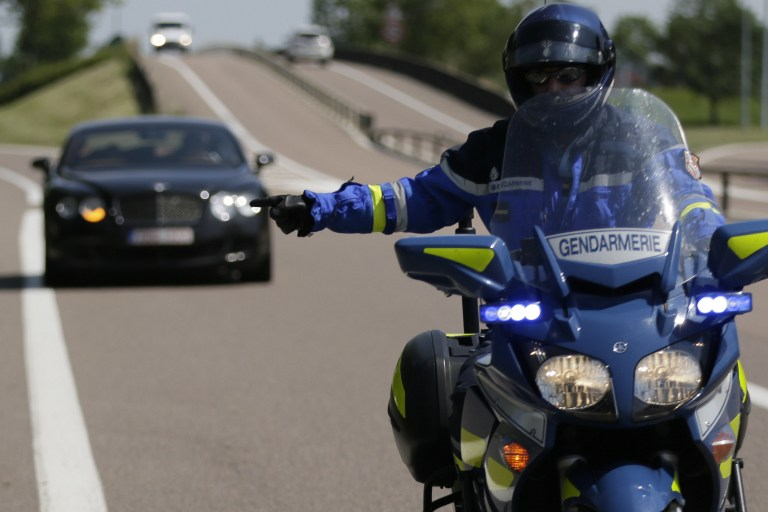 Les gendarmes donnent une astuce pour échapper à toute amende — Oise