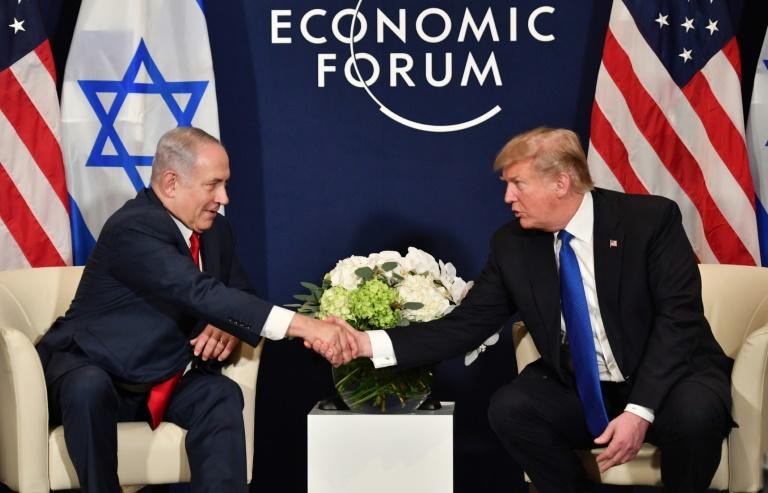 Trump: la relation États-Unis-Israël