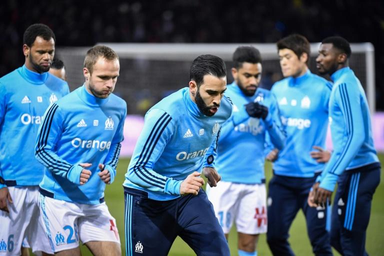 Composition de départ de l'OM : Sarr préféré à Sakai contre Nantes