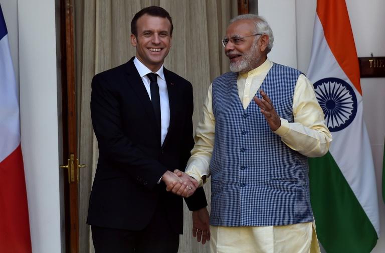 Inde: Safran va conclure un contrat de 12 milliards d'euros