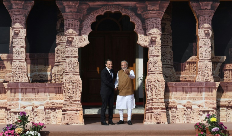 Accord maritime avec la France: l'Inde renforce sa présence dans l'océan Indien