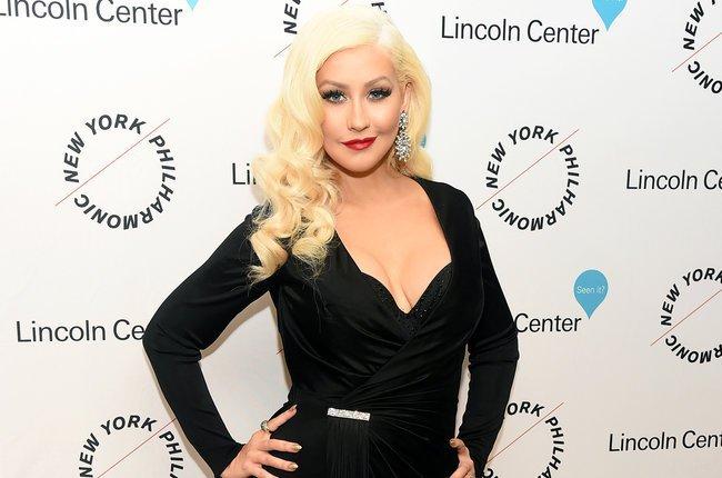 Christina Aguilera méconnaissable, mais magnifique sur la couverture du magazine Paper