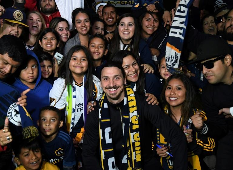 Ibrahimovic sera au derby de Los Angeles — Confirmé