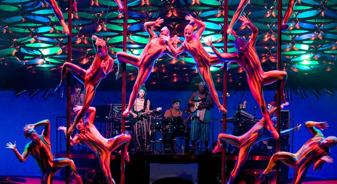 Un artiste français du Cirque du Soleil se tue