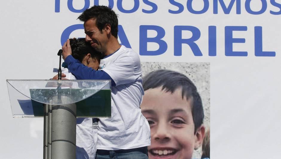 Espagne Porte Disparu Gabriel 8 Ans Retrouve Mort Dans