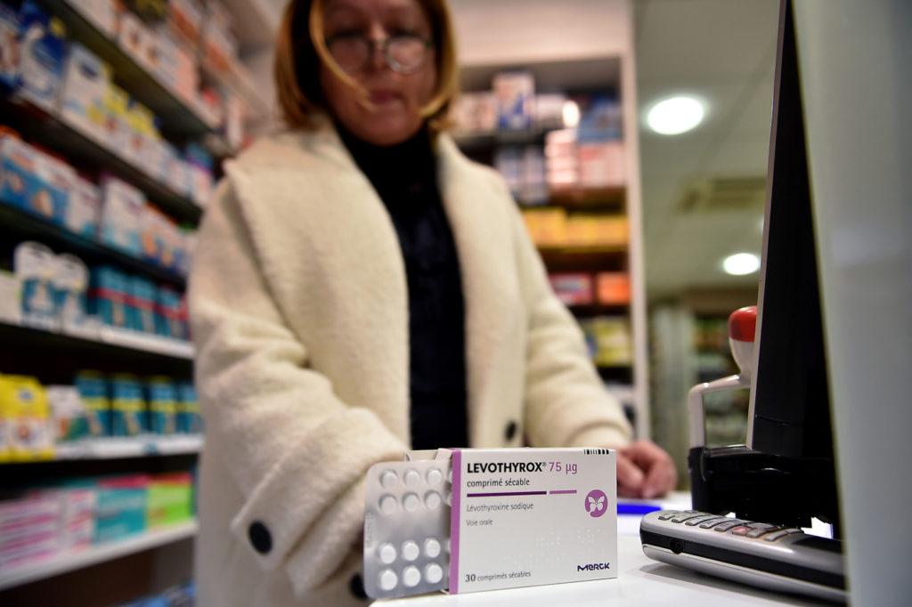 Levothyrox : un tiers des patients auraient renoncé à ce traitement
