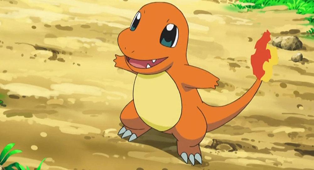 Salam che le starter pr f r des fans de pok mon minutenews - Pokemon evolution salameche ...